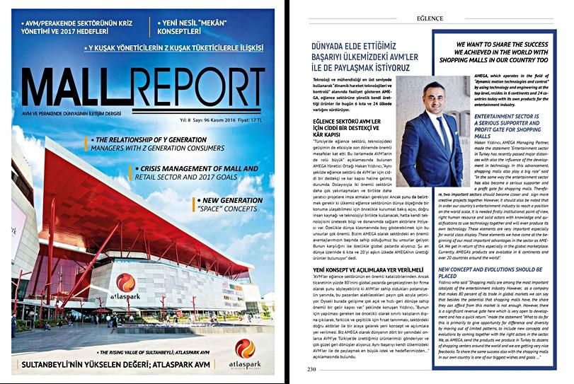 MALL REPORT - 2016 KASIM