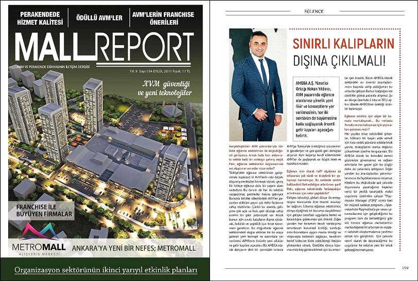 MALL REPORT - 2017 EYLÜL