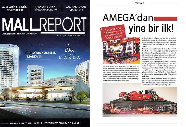 MALL REPORT - 2016 ARALIK