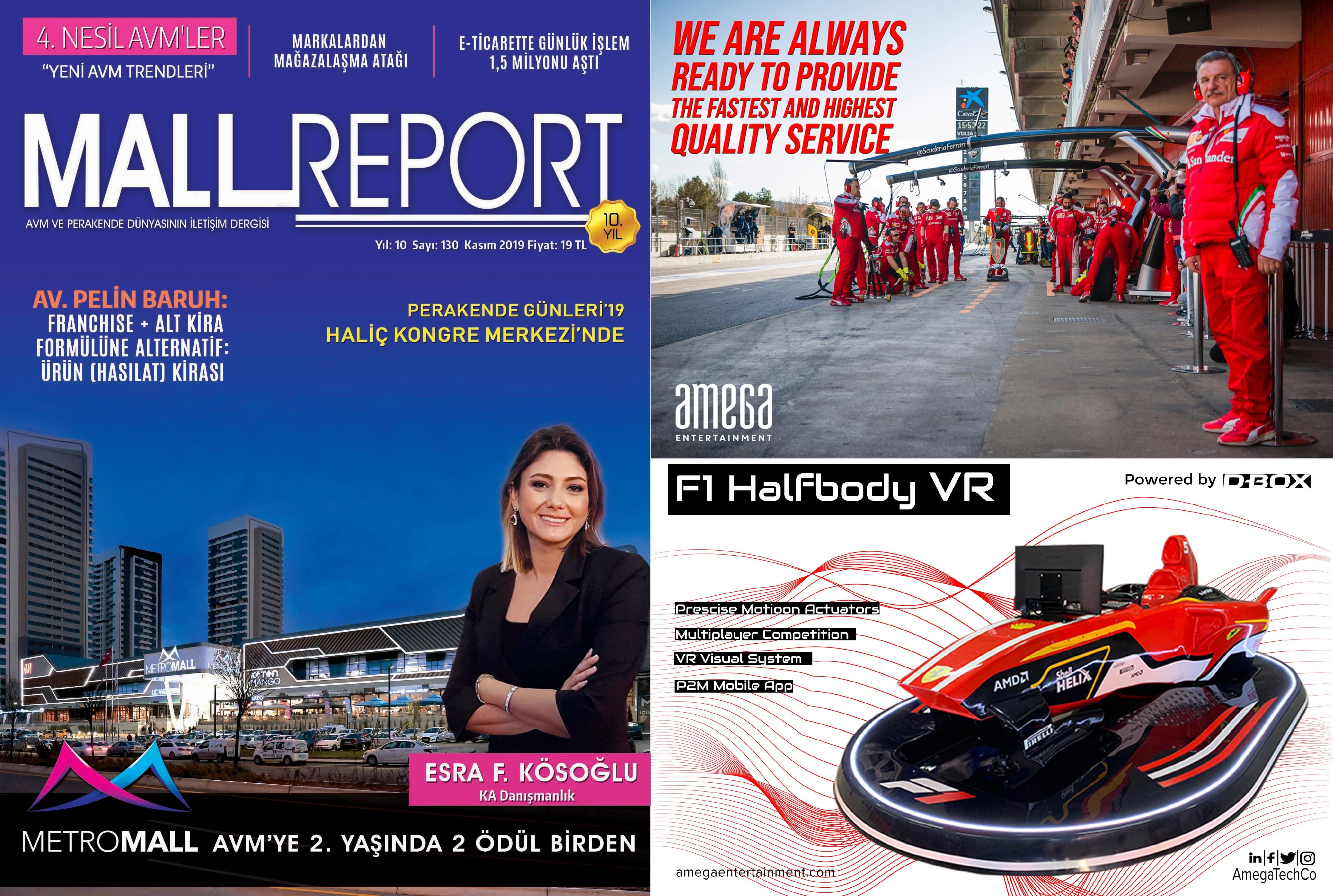 MALL REPORT KASIM 2019