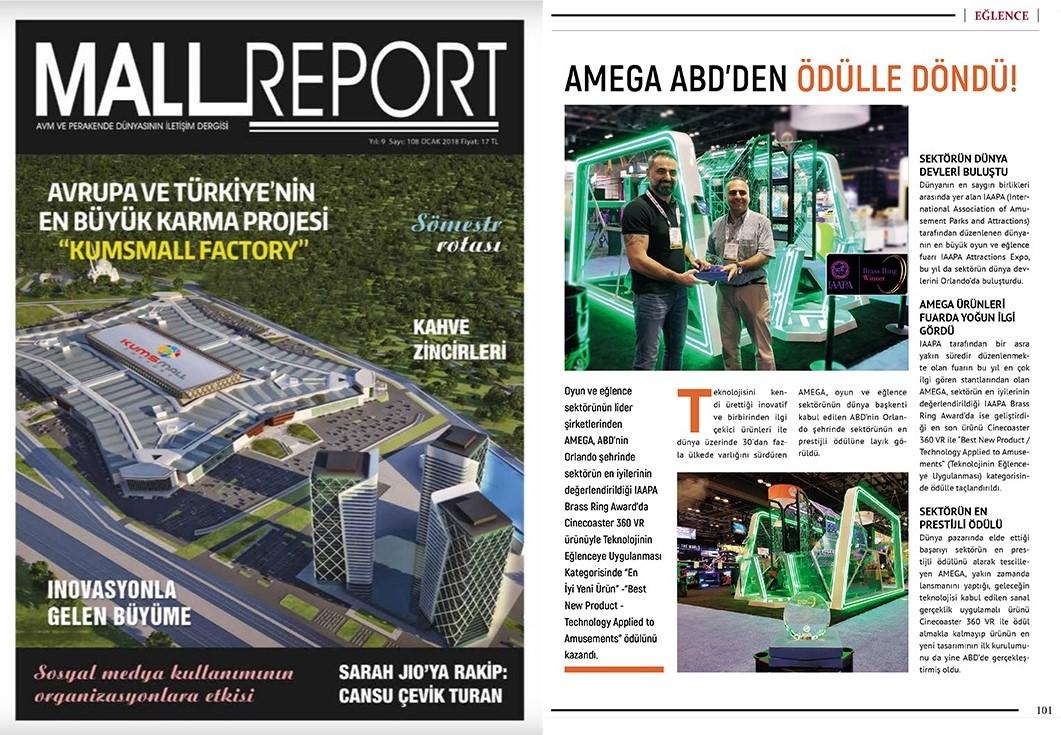 MALL REPORT - 2018 OCAK